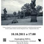 JanReich BOHEMIA, poster