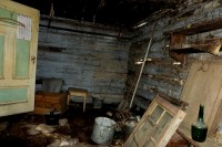 Archív drevenice - Východná © Jozef Kalapoš