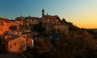 © Eva Kecseyová - Montepulciano - slnečná rozlúčka s mestom