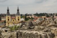 © Jolana Lacková - Za hradbami
