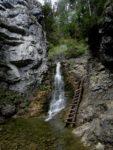 Jozef Kalapos - Ráztocký vodopád na Kvačianke