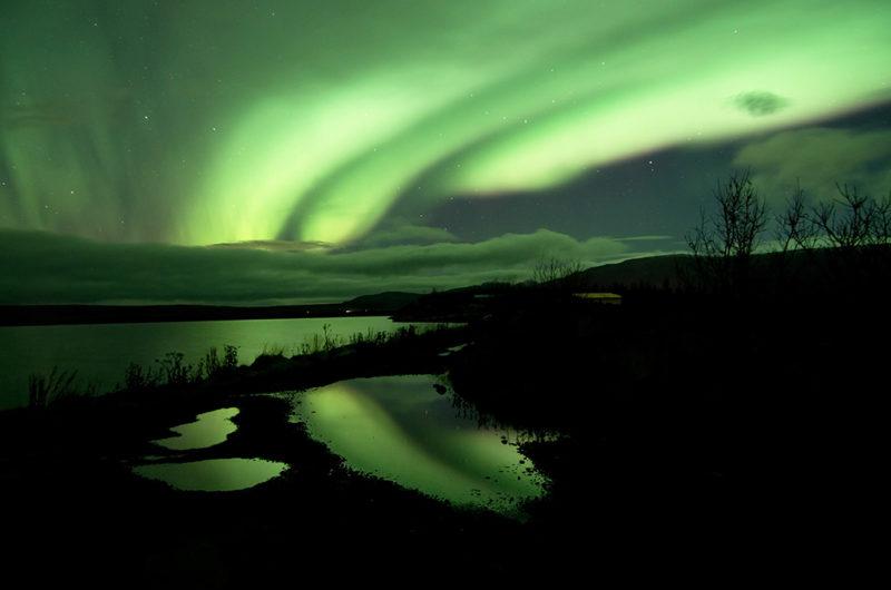 Ľubica Kremeňová - Aurora borealis
