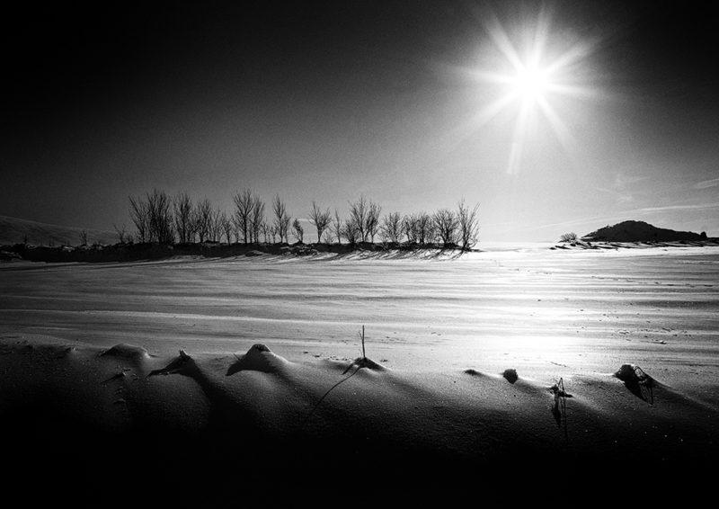 Ľubica Kremeňová - Fantázia zimy